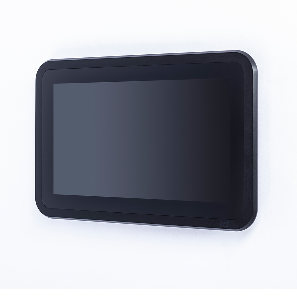 touch panel for panel mounting