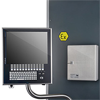 computer for explosion zones