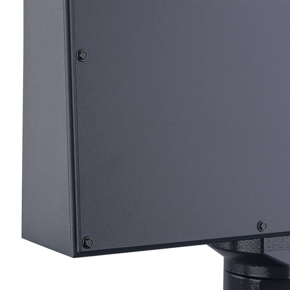 22-inch industrial touch panel powder covered