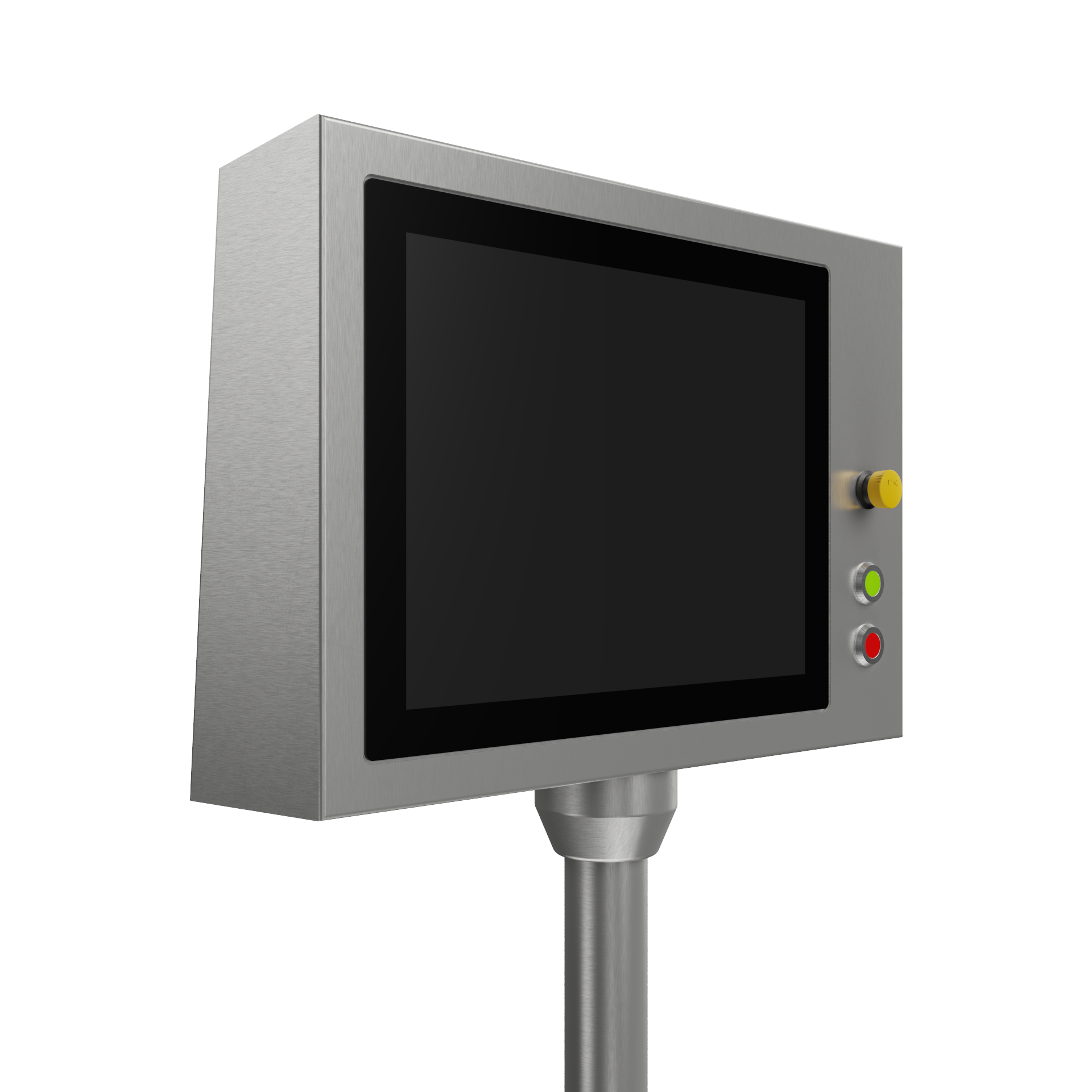 touch panel IP65 stainless steel