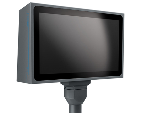 16-inch industrial touch panel