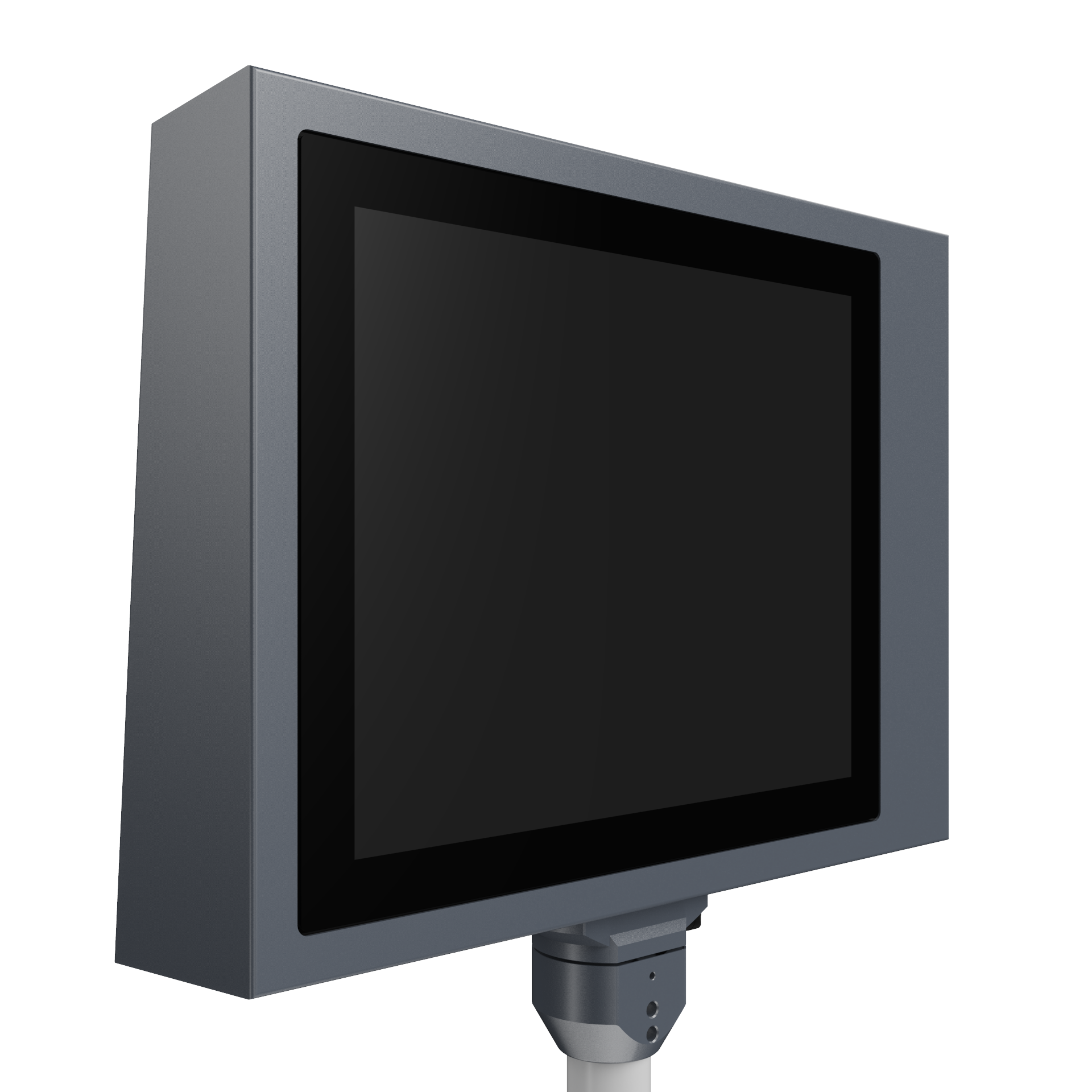 19-Zoll Touchpanel IP65 gepulvert