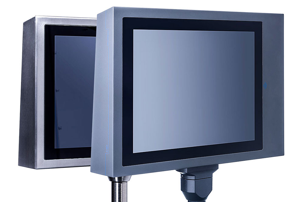 19-inch industrial touch panel IP65