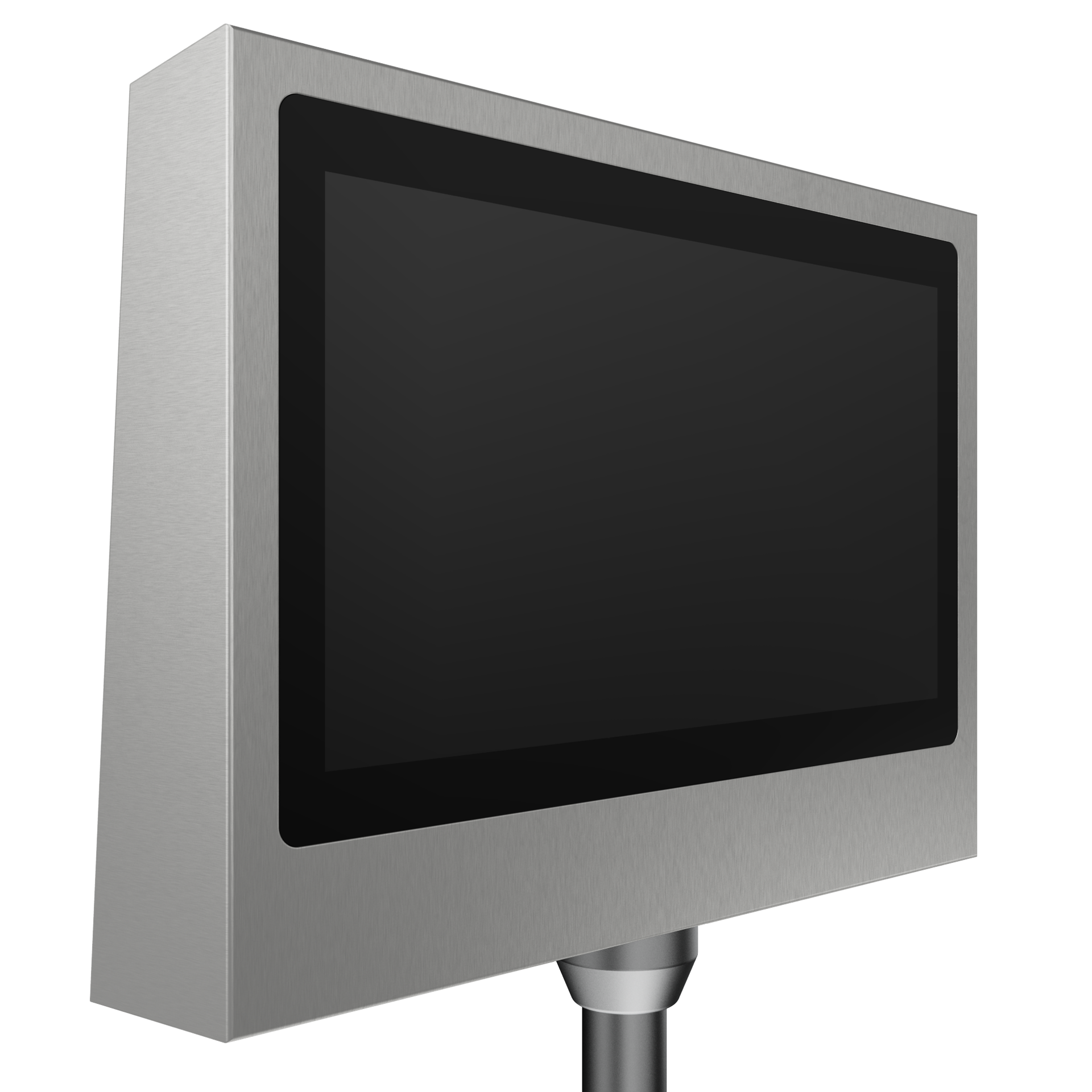 22-inch industrial touch panel stainless steel