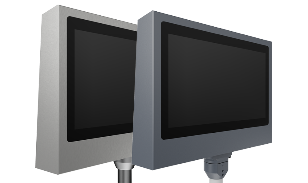 22-inch industrial touch panel