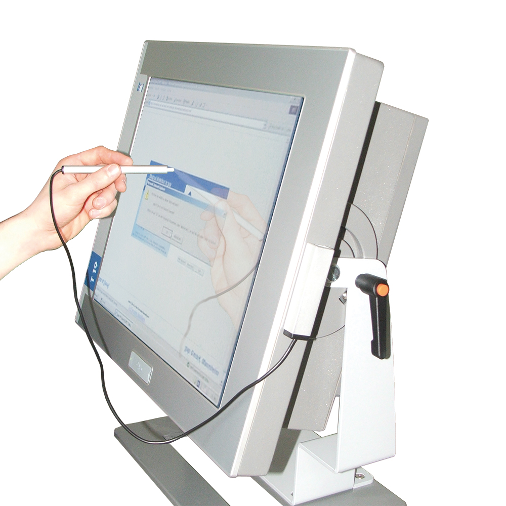 19-Zoll TFT Panel Touchstift
