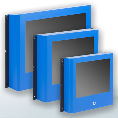 Touch Panels for Mounting Arm and Wall mounting